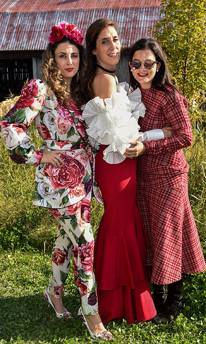 <h2>BRUCE BAILEY FETE CHAMPETRE</h2>