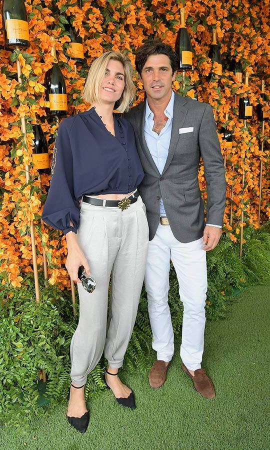 Delfina Blaquier and Nacho Figueras