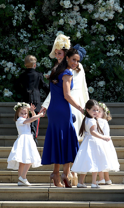 3e1d5c60bd4 ... details have been released – and it s promising to be an event royal  fans will never forget thanks to the gaggle of royal cuties listed among  the six ...