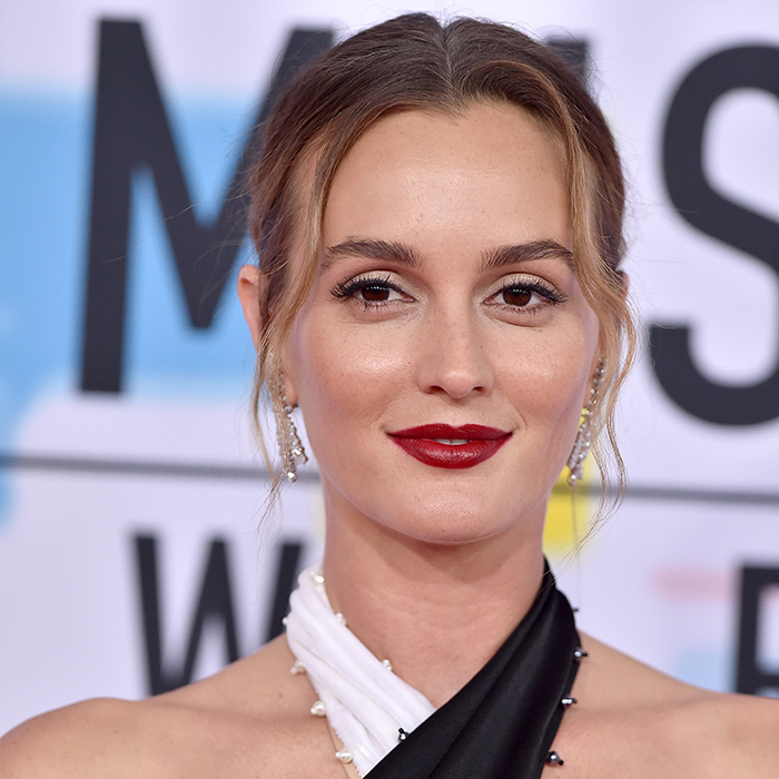 <strong>Leighton Meester: </strong>