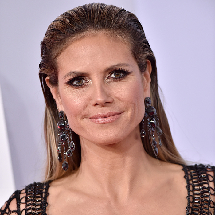 <strong>Heidi Klum: </strong>