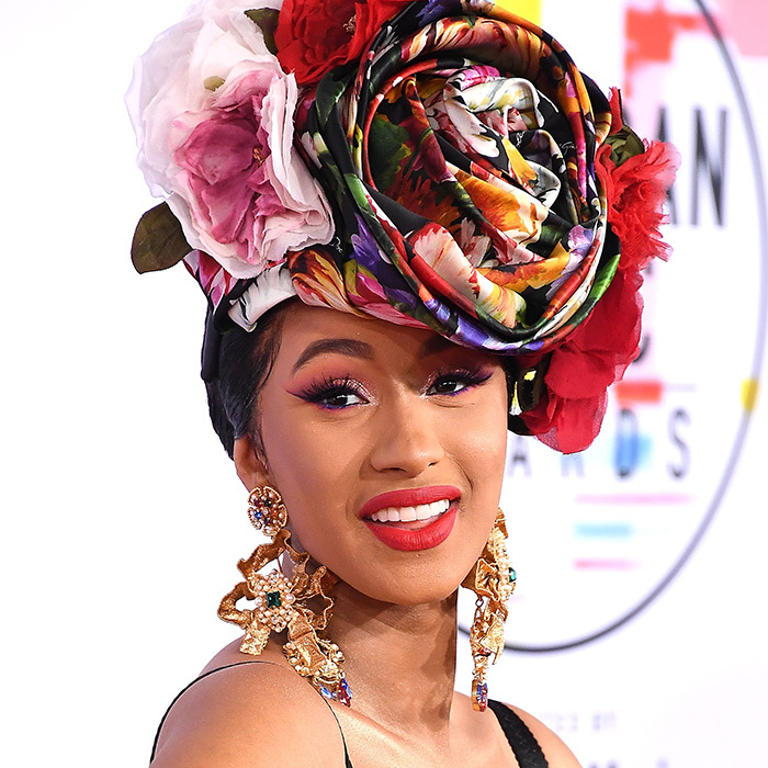 <strong>Cardi B: </strong>