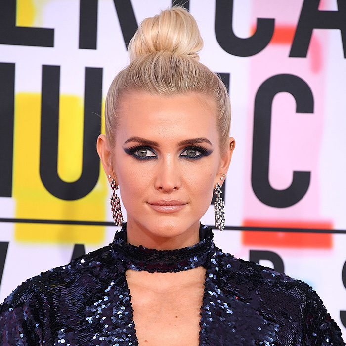 <strong>Ashlee Simpson: </strong>