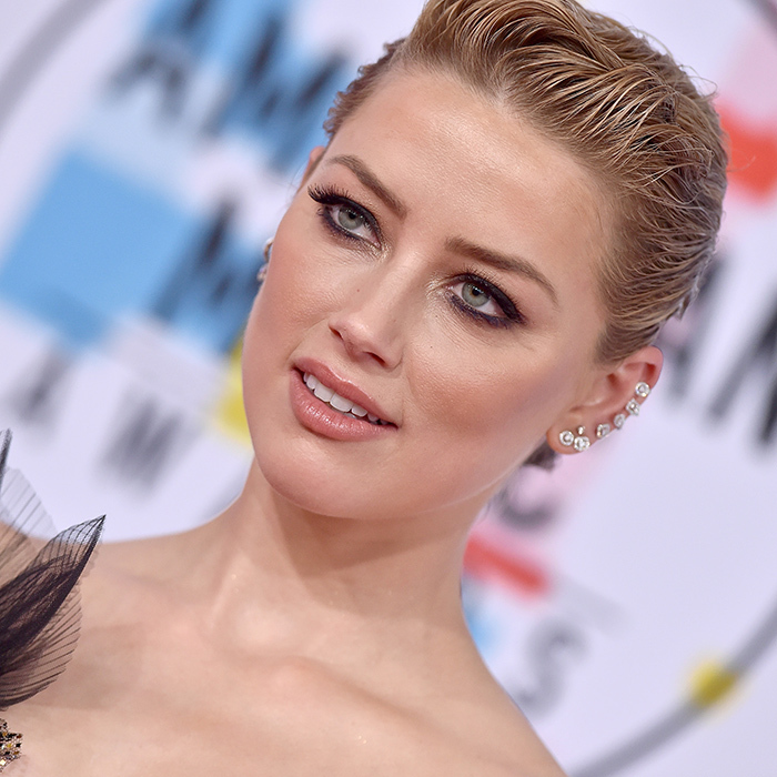 <strong>Amber Heard:</strong>
