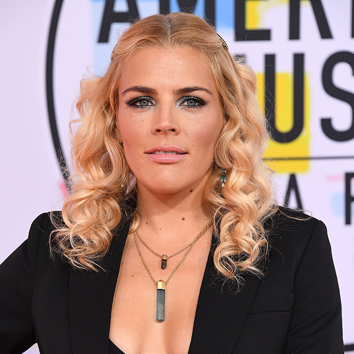 <strong>Busy Philipps:</strong>
