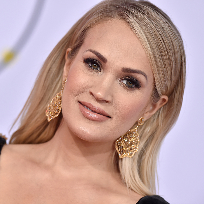 <strong>Carrie Underwood: </strong>