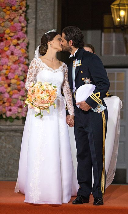 <h2>Prince Carl Philip and Princess Sofia of Sweden</h2>