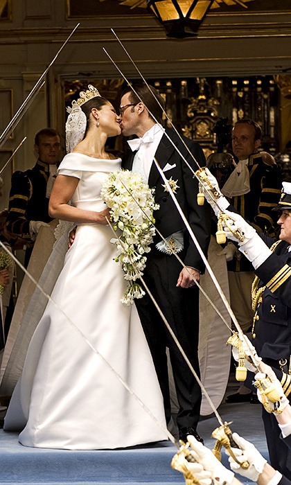 <h2>Crown Princess Victoria and Prince Daniel of Sweden</h2>