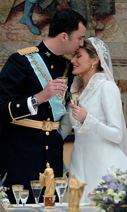 <h2>King Felipe and Queen Letizia of Spain</h2>