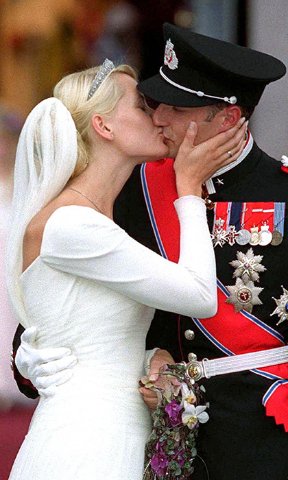 <h2>Crown Prince Haakon and Princess Mette-Marit of Norway</h2>