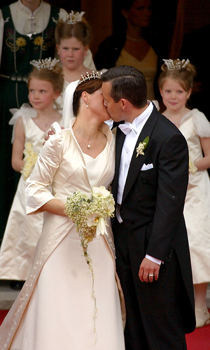 <h2>Princess Martha Louise and Ari Behn of Norway</h2>
