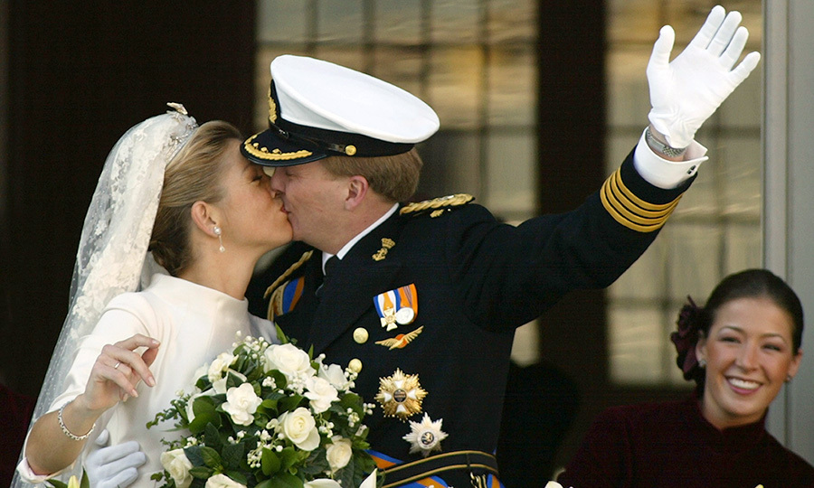 <h2>King Willem Alexander and Queen Maxima of the Netherlands</h2>