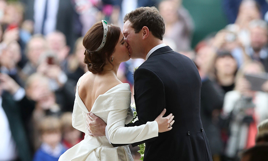 3f926e8f20d Princess Eugenie and Jack Brooksbank said