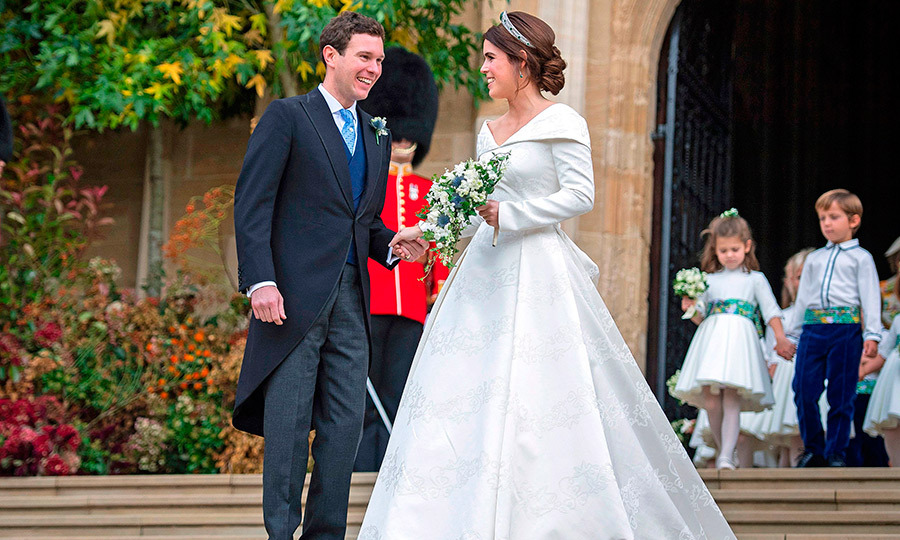 "<a href=""/tags/0/princess-eugenie/"">Princess Eugenie</a> and <a href=""/tags/0/jack-brooksbank/"">Jack Brooksbank</a>'s royal wedding celebration on Oct. 12 didn't end once the couple left their afternoon luncheon in a sleek Aston Martin - designed in the UK for the James Bond film <em>Spectre</em>! From there, the newlyweds went on to have two more parties: an <a href=""https://ca.hellomagazine.com/royalty/02018101347867/princess-eugenie-wedding-reception-photos"">evening reception at Royal Lodge</a> and a whimsical carnival-themed fete the following afternoon. Complete with a carousel, their third reception looked like one for the books! <strong>Click through to see all the amazing photos and too-cool outfits...</strong>"