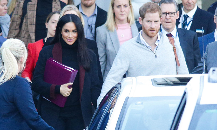 "<a href=""/tags/0/prince-harry/"">Prince Harry</a> and <a href=""/tags/0/meghan-markle/"">Meghan Markle</a> touched down in Sydney on Monday (Oct. 15) local time to kick off their 16-day Commonwealth tour of Australasia - and if that wasn't exciting enough, the <a href="" https://ca.hellomagazine.com/royalty/02018101547907/prince-harry-meghan-markle-pregnant/"">couple announced that they're expecting their first child</a> just hours later! They headed to Admiralty House, the home of the Governor-General of Australia where they'll be staying for the week as they tour the country and attend the <a href=""/tags/0/Invictus-games/"">Invictus Games</a>. From there they'll head to Fiji, the Kingdom of Tonga and New Zealand – and rest assured that they've <a href="" https://ca.hellomagazine.com/royalty/02018101547927/prince-harry-meghan-markle-baby-zika-royal-tour"">okayed all stops with their doctors</a> now that they've got a baby on board.