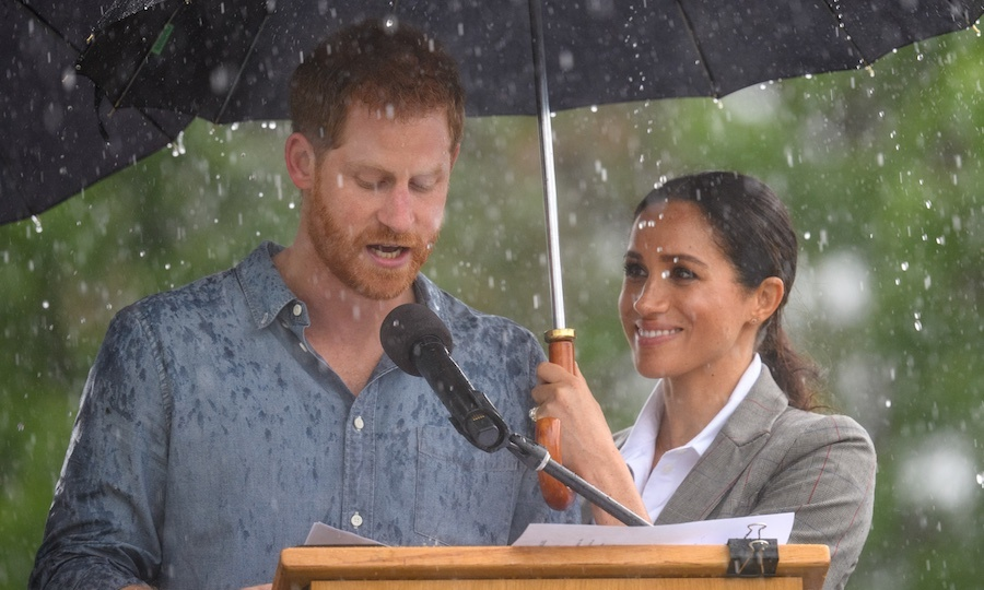 Prince Harry and Meghan Markle's royal tour: photos - HELLO! Canada