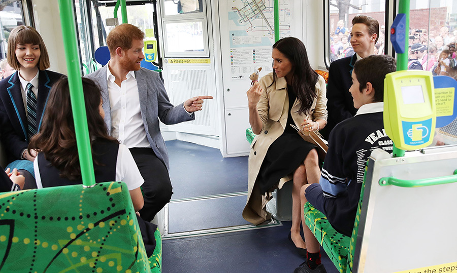 Now that the baby news is out, royal watchers are wondering two things: will it be a boy or a girl, and what will his or her name be? Luckily, it sounds like the Sussexes have received a lot of help in the name department already!