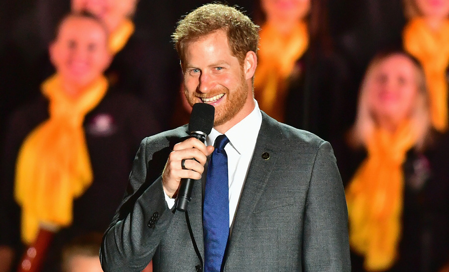 "In true Harry fashion, the prince showed off his big heart and charm while speaking during the opening ceremony. He said: ""These games were created for our men and women in uniform,"" adding that he was inspired by America's Warrior Games and his own experience as a soldier, having toured twice in Afghanistan.