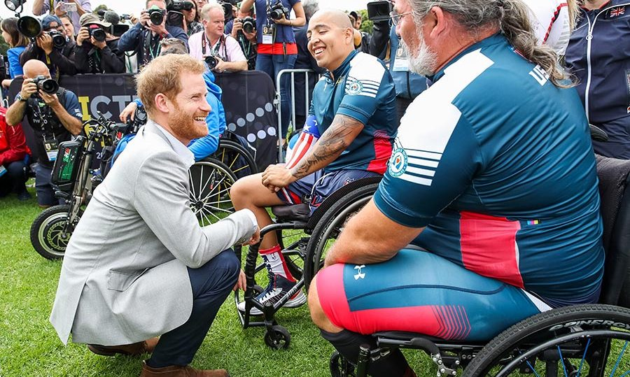 "Prince Harry attended an Invictus cycling event on Oct. 21 solo, as the couple had decided that Meghan could use some rest. The royal caught up with loads of competitors, telling some that his wife was ""resting back at home, being pregnant takes its toll."" The duchess made it to the day's other two events, a reception at The Pavilion Restaurant hosted by the Prime Minister and a sailing event. It was revealed earlier in the day that Meghan would be a bit choosier about which engagements she attends, with a royal aide telling reporters: ""After a busy programme,  The Duke and Duchess have decided to cut back The Duchess's schedule slightly for the next couple of days, ahead of the final week and a half of the tour.""