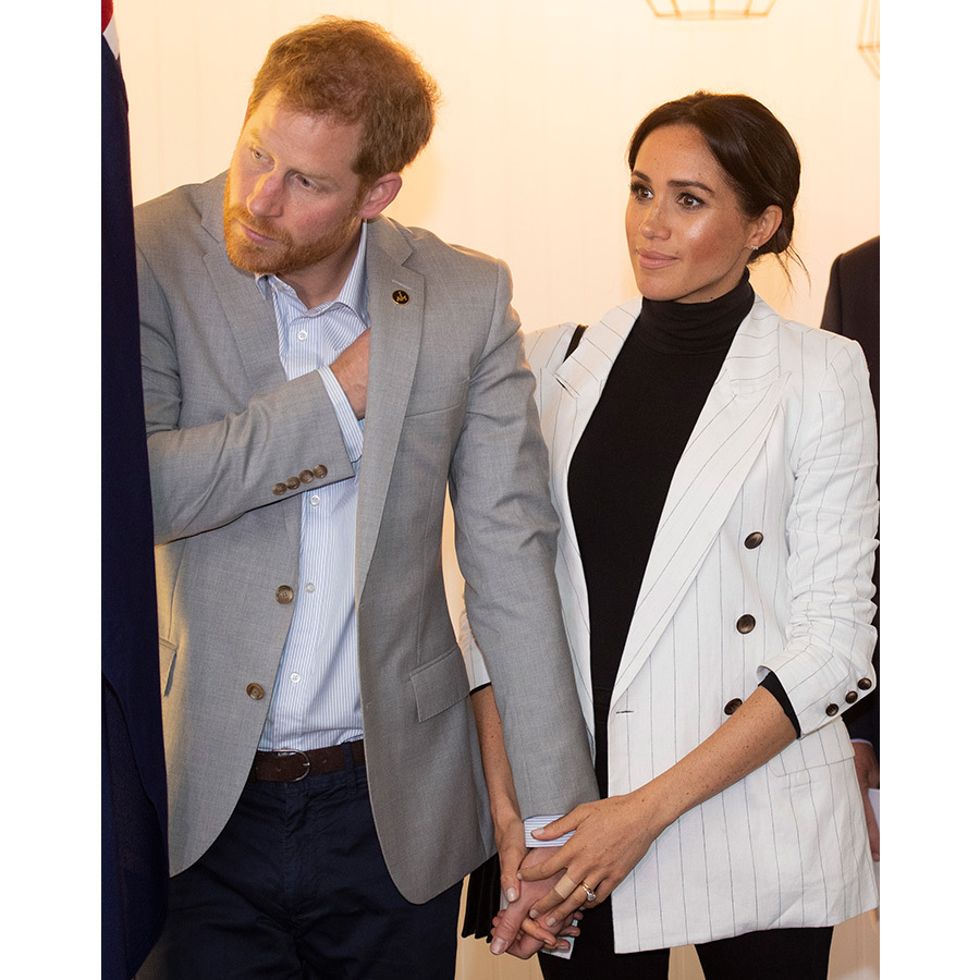 Hand holding at its best!