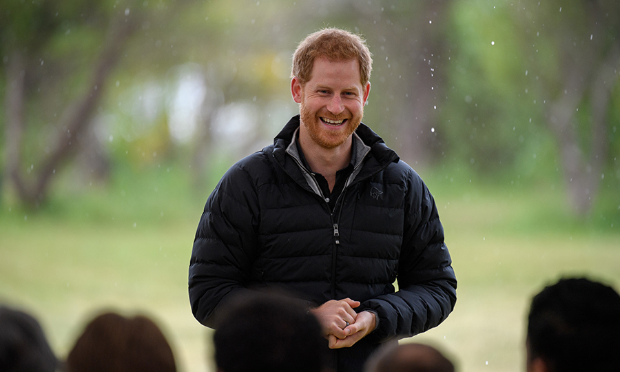 "The royal revealed the adorable nickname he uses for the couple's future child as he thanked their hosts at Abel Tasman, the Manawhenua ki Mohua people. ""From myself and my wife and our little bump, we are so grateful to be here. We bring blessings from my grandmother the Queen and our family. We are so grateful for your hospitality and the work you do to look after this beautiful place.""