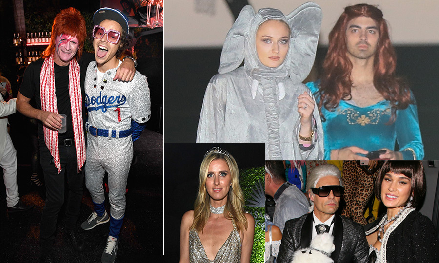 When it comes to dressing up for Halloween extravaganzas, celebrities really love to pull out all the stops – and 2018 is no exception! But some have really been pushing their costume game even further this year, taking inspiration from the industry itself and dressing up as their peers.