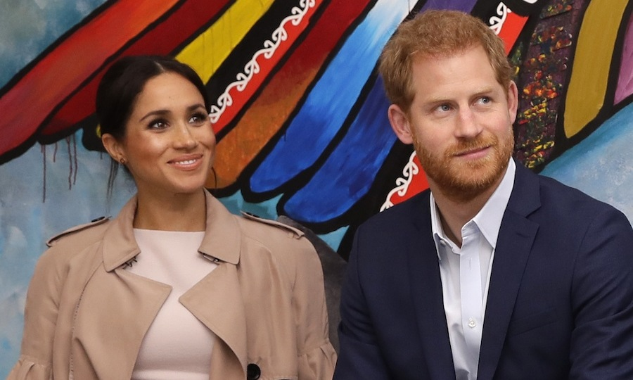 "Prince Harry is ready for daddy duty! While he and Duchess Meghan were greeting well-wishers along the Viaduct Harbour in Auckland, the 34-year-old told one of his fans that he was ""over the moon"" about becoming a dad, according to <a href=""https://twitter.com/CarolynDurand/status/1057157017209585664"">royal reporter Carolyn Durand</a>. When the woman said it's a lot of hard work, he responded: ""Oh, I know – I'm ready!""