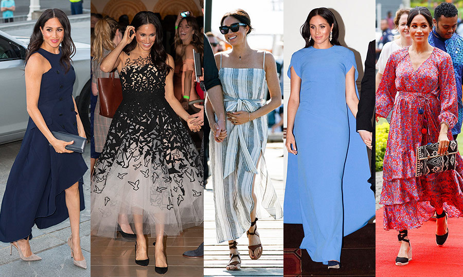 ca9952b53f63 Meghan Markle s royal tour style  All her best looks from Australia