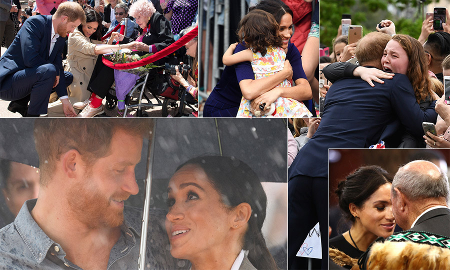 "The eyes of the world have been on the <a href=""https://ca.hellomagazine.com/tags/0/prince-harry-and-meghan""><strong>Duke and Duchess of Sussex</strong></a> from the moment they touched down in Australia. The two weeks that followed were a whirlwind of 76 royal engagements, sweet fan reunions, activities like Welly Wanging, endless hand holding, 40 fashionable looks and more – and now, you can relive it all over again.