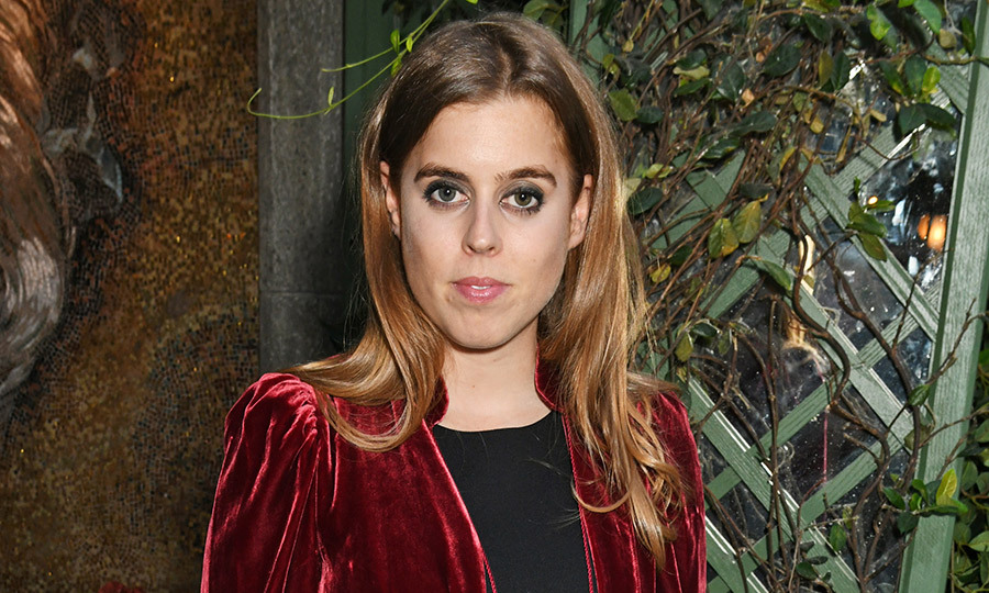 Princess Beatrice was a glam unicorn for Halloween - see her costume!