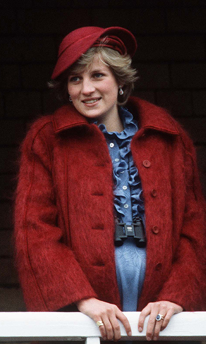 <h2>Princess Diana, 1984</h2>