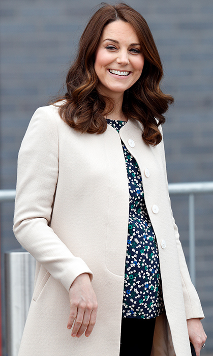 <h2>Duchess Kate, 2018</h2>