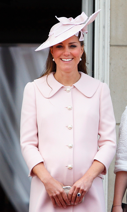 <h2>Duchess Kate, 2013</h2>