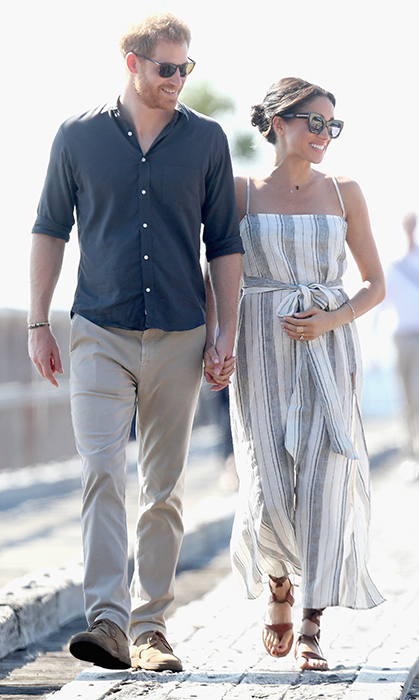 <h2>Duchess Meghan, 2018</h2>
