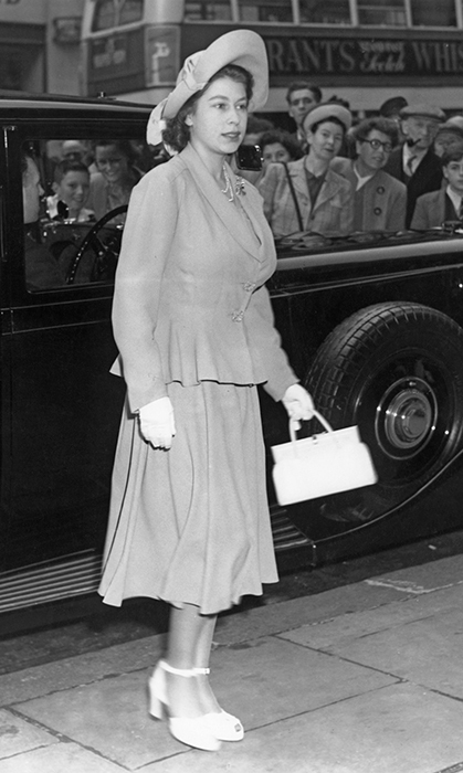 <h2>Princess Elizabeth, 1948</h2>
