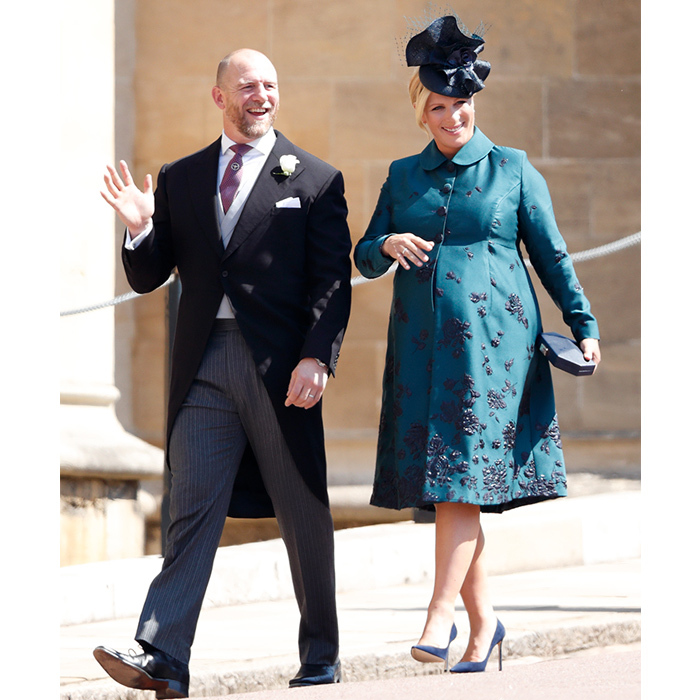 <h2>Zara Tindall, 2018</h2>