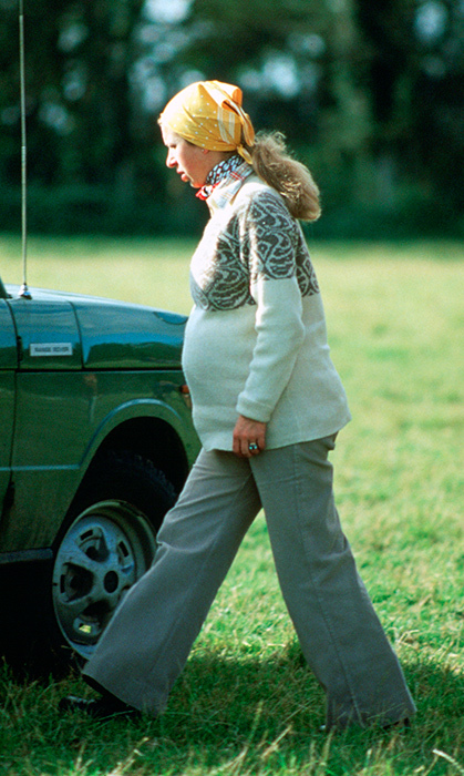 <h2>Princess Anne, 1977</h2>