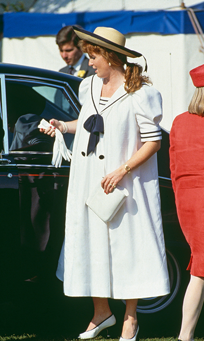 <h2>Sarah Ferguson, 1988</h2>