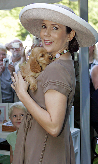 <h2>Crown Princess Mary, 2005</h2>