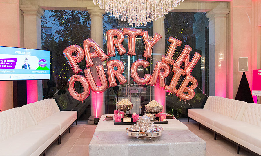 <h2>Party In Our Crib</h2>
