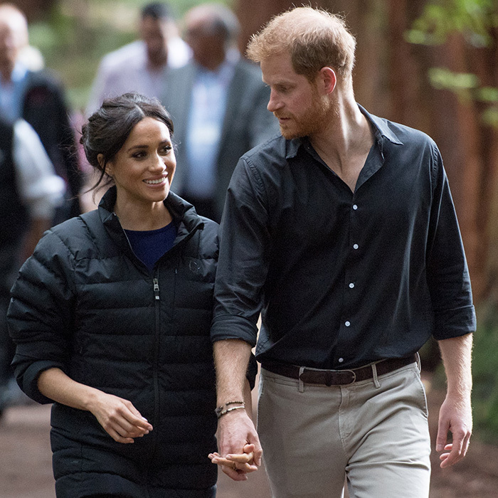 Prince Harry And Meghan's Royal Baby: Everything We Know
