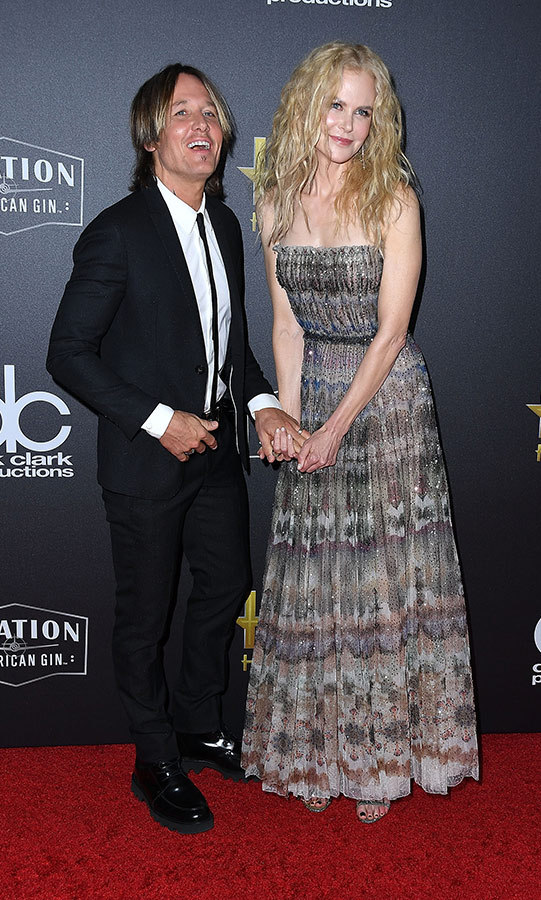 Keith Urban and Nicole Kidman are forever the sweetest couple on the red carpet! 