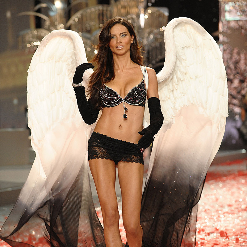 <h2>Adriana Lima, 2008</h2>