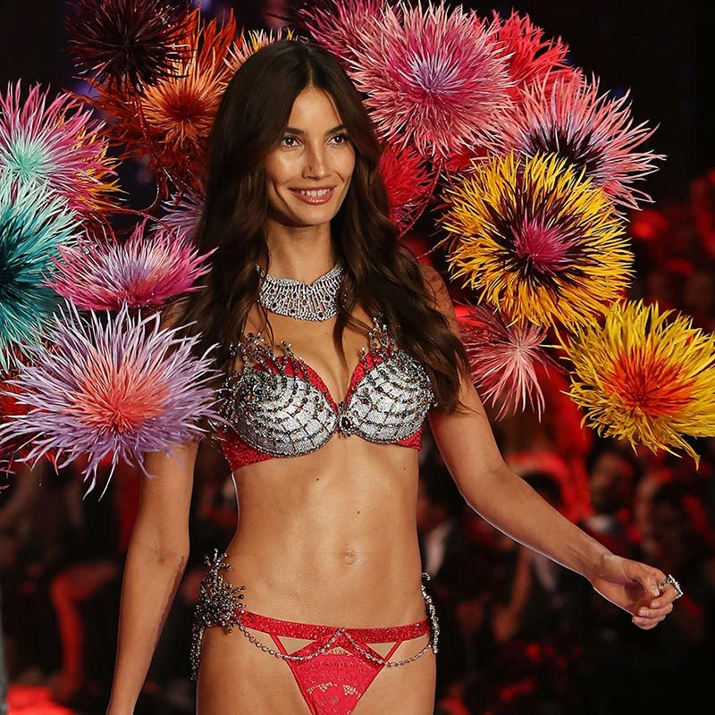 <h2>Lily Aldridge, 2015</h2>