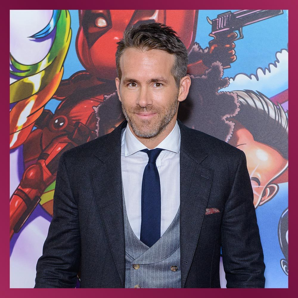 <h2> RYAN REYNOLDS, Actor</h2>