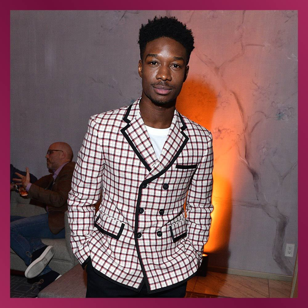 <h2>LAMAR JOHNSON, Actor and dancer</h2>