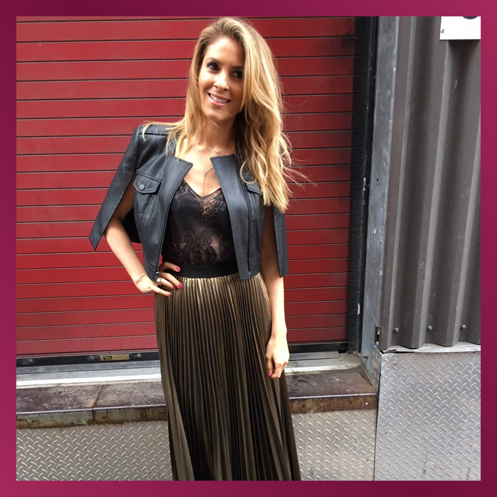 <h2>DINA PUGLIESE, Co-host of <em>Breakfast Television Toronto</em></h2>