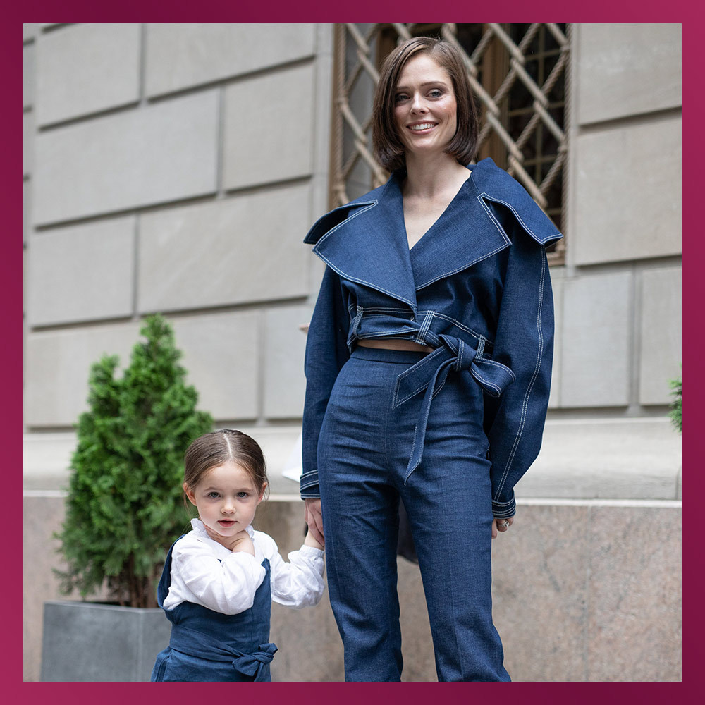 <h2>COCO ROCHA, Model and Brand Director at NOMAD MGMT</h2>
