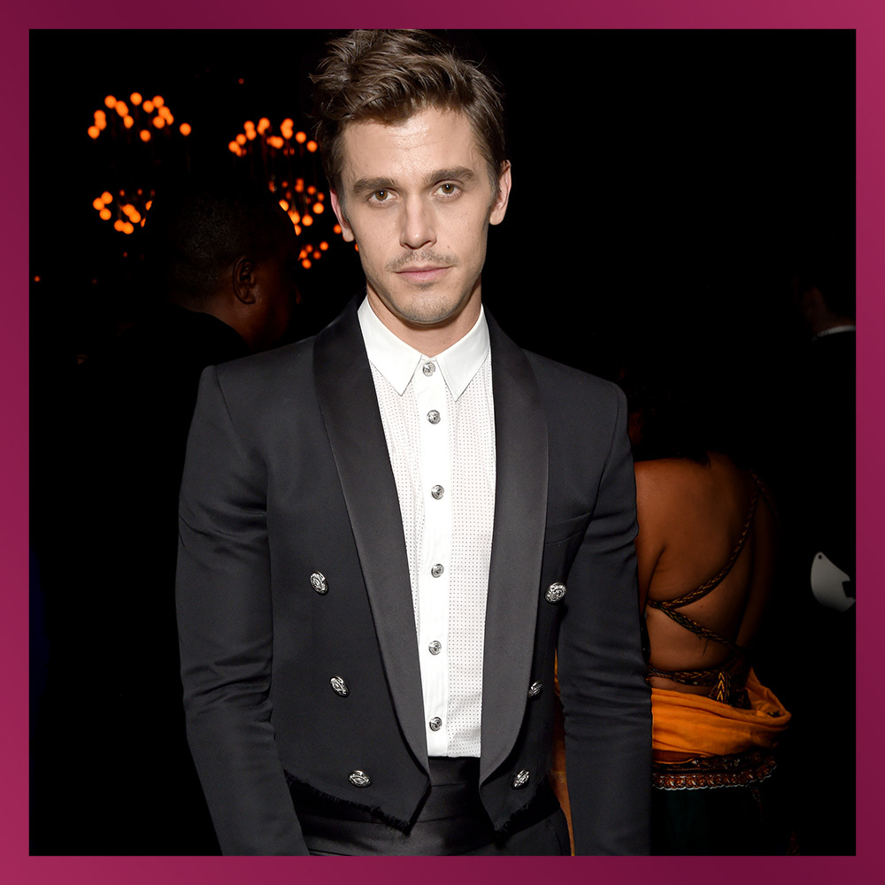 <h2>ANTONI POROWSKI, Reality TV personality and chef</h2>