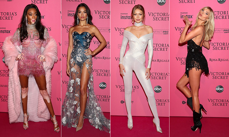 6ddaae7614e ... looks from the 2018 Victoria s Secret after-party. 1 36. November 09